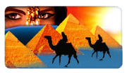 Play Queen of the Pyramids Online Slots at Casino.com UK